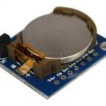 Los relojes RTC con bateria