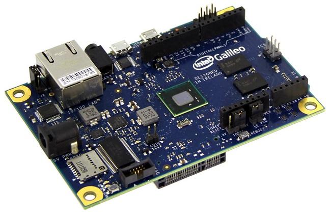 Intel + arduino