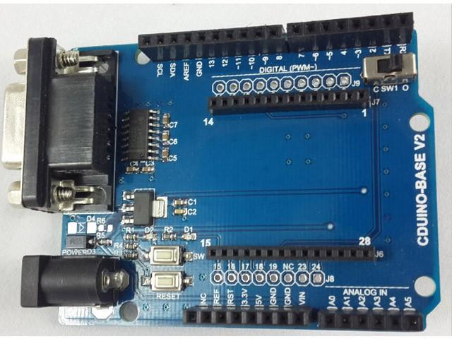 para el modulo HLK-RM04