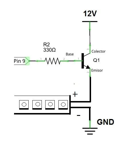 Transistor TIP 120
