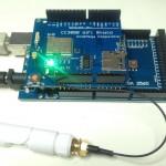 JSON y Arduino: Meteo