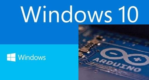 Arduino y WIndows