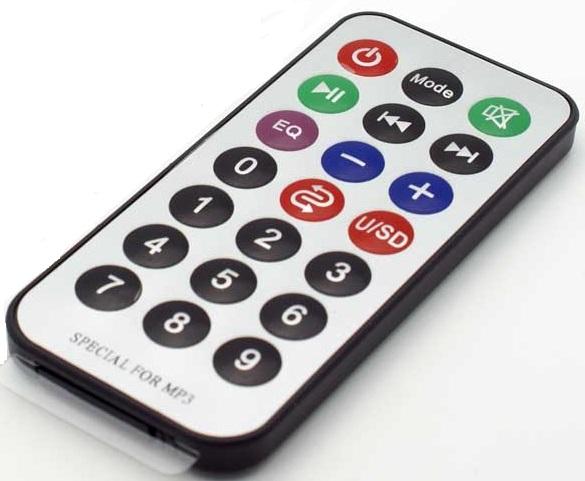 Arduino remote