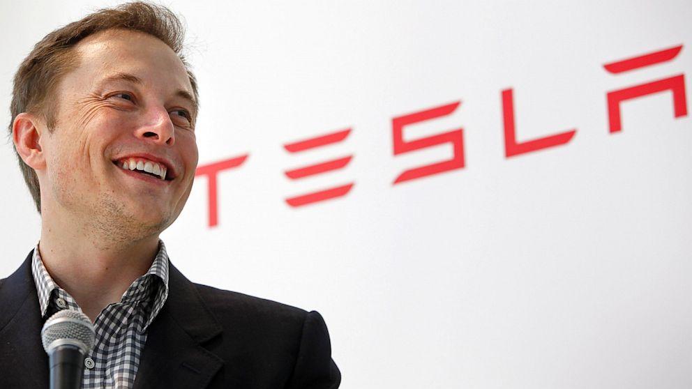 Presidente de Tesla