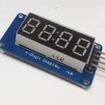 Display 4 digit