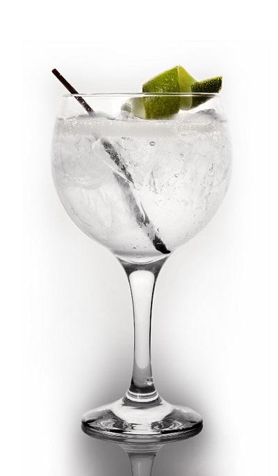 vaso de gin