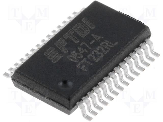 USB tod FTDI