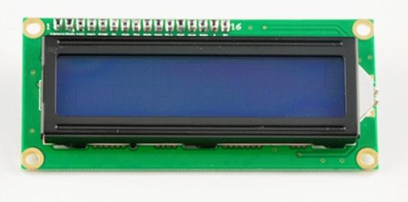 Display LCD16x2  I2C