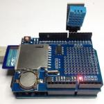 Data logger shield V1