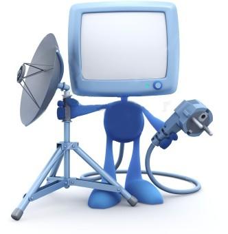 TV satelite
