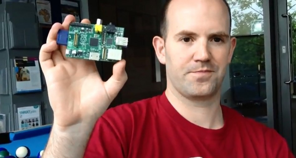 Anuncio de la raspberry pi 3