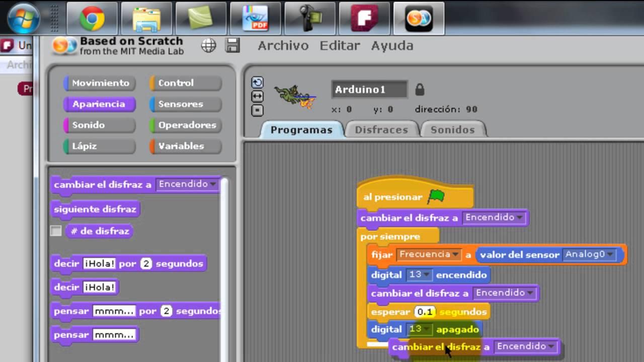 programación grafica