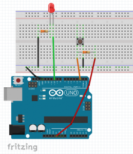 diagrama protoboard