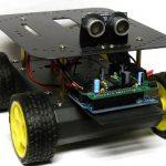 Rover 4×4 y BlueTooth