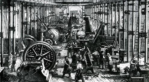 EL siglo ingles de las maquinas