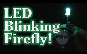 blinking led