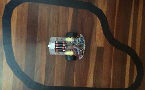 robot rastreador
