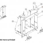 Montaje del marco principal