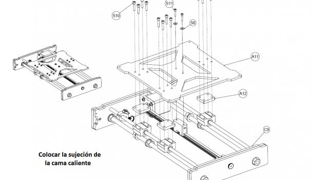 Impresora 3d ksi3