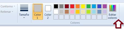 Paleta Paint