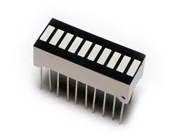 Chip con 10 leds integrados