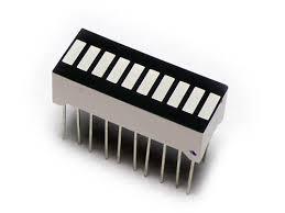 Chip con 10 leds integrados