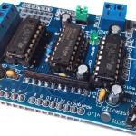 Adafruit Motor Shield V1