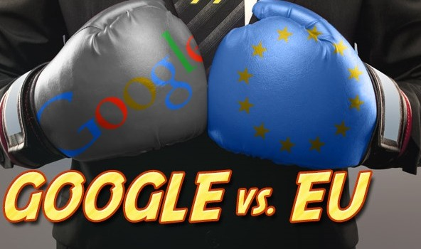 la comision contra google