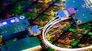 La luz como base de circuitos