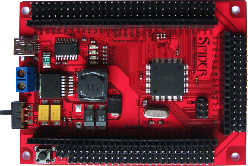 Servo controller compatible arduino