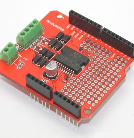Arduino y L298N