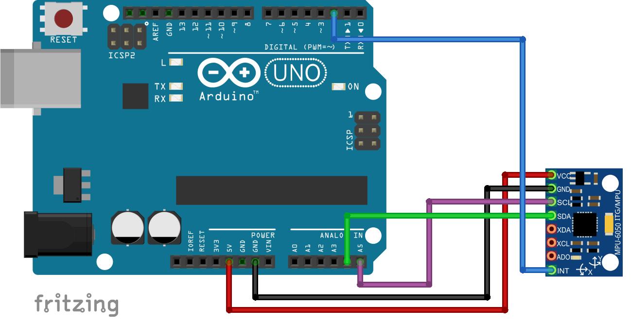 Diagrama conexion Arduino UNO