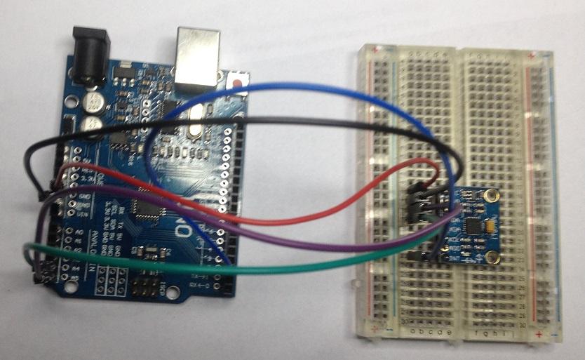 Usando el MPU6050 | Tienda y Tutoriales Arduino