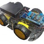 Empezamos con el Rover 4×4 mBlock