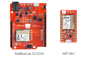 Wifi + Arm cortex M4