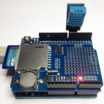 Data logger shield V1