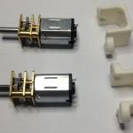 Detalle motor N20 12V