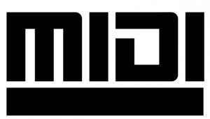midi símbolo