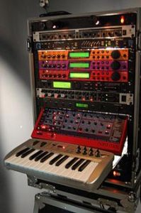teclado y sintetizadores midi