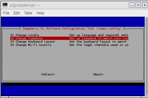 raspberry pi, configuracion