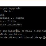 Actualizando Raspbian Linux