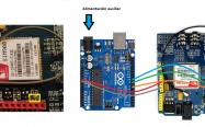 arduino y shield gprs