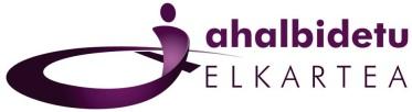 logotipo ahalbidetu