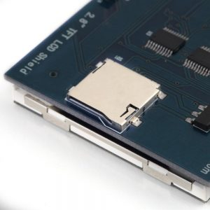 Detalle SD Card
