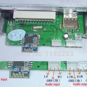 Detalle conexiones