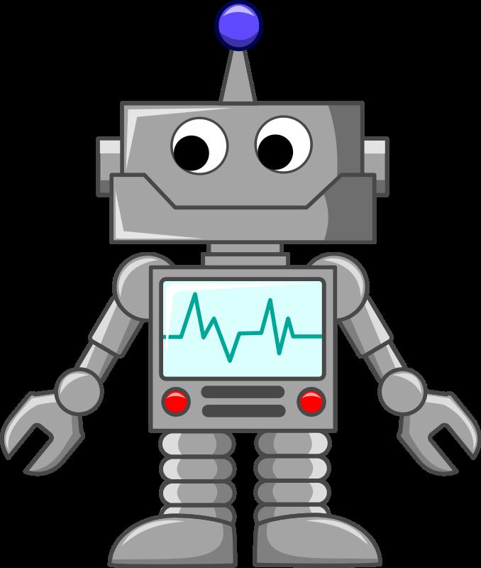 Resultado de imagen de dibujo de robot