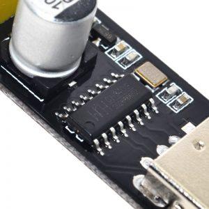 Detalle CHG341 USB