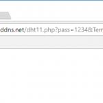 Abrir el servidor de la Raspi a Internet