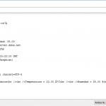 ESP8266: Subir datos a un servidor mediante WiFi