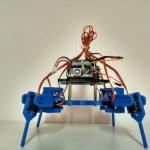 Programando los movimientos del 4-Bot
